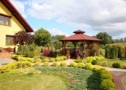 altana ogrodowa